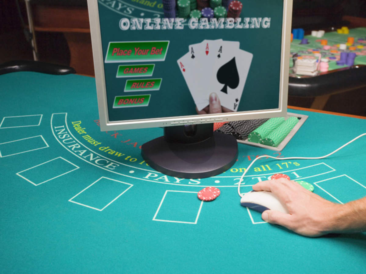 The Dying Of Online Gambling And Find Out How To Avoid It